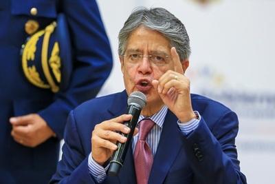 Lasso expone en el Foro de Davos los ejes de la reactivación económica en Ecuador