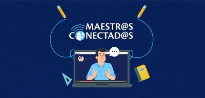 """Extienden inscripciones para """"Maestros Conectados"""""""