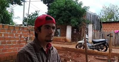 """La Nación / """"Papá luchón"""" paraguayo se hizo viral por su conmovedora historia"""