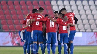 Paraguay da su lista para la Copa América de Brasil