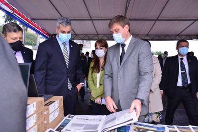 MEC entrega 600 mil cuadernillos a días de culminar primera etapa escolar