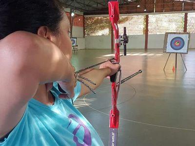 Promueven la inclusión a través de un taller de tiro con arco
