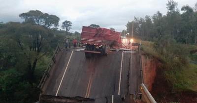 La Nación / MOPC anunció que auditará todos los puentes del país