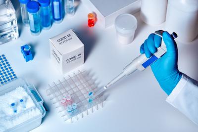 Un marcador sanguíneo ayudaría a entender los contagios de COVID-19