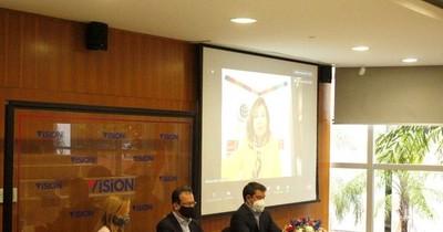 La Nación / Visión Banco presentó primera memoria 2020 digital e interactiva