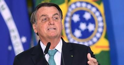La Nación / Llegan a Brasil dosis de Pfizer