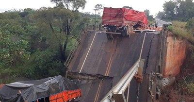 La Nación / Negligencia del MOPC: Derrumbe de puente dejó 3 fallecidos en San Pedro