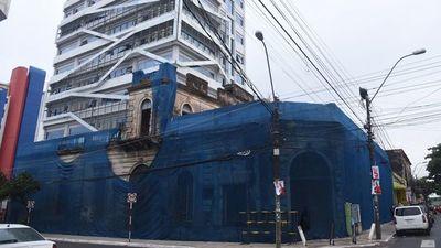 Piden informe a Comuna sobre la demolición de edificio patrimonial