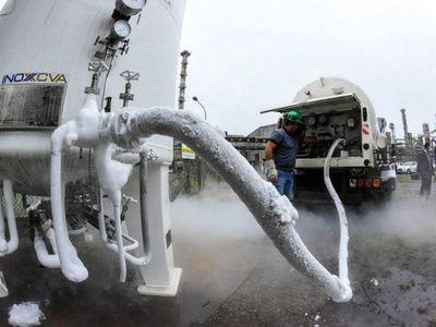 Déficit de oxígeno es de 70 toneladas y el MSP ahora construirá plantas