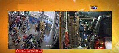 Capturan a presuntos asaltantes de gasolinera