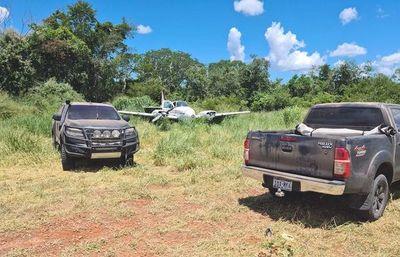 Indert recuperó tierras que eran utilizadas para el narcotráfico en frontera con Bolivia