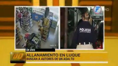 Detienen a sospechosos de un millonario asalto a una gasolinera