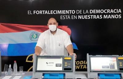 Máquinas de Votación no son como las urnas electrónicas