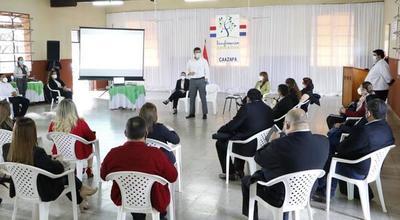 MEC exhorta a sectores políticos y sociales de Caazapá a involucrarse en la Transformación Educativa paraguaya