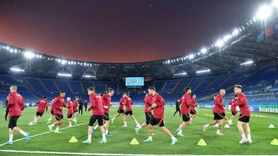 En Roma eterna se abre la Eurocopa