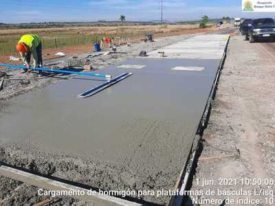 Mantenimiento de la ruta PY01 entre Paraguarí y Misiones beneficiará a 50.000 pobladores
