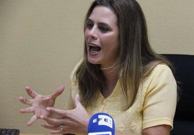 César Ruiz Díaz 'tiene libertad para delinquir', afirma diputada