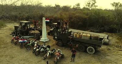 """La Nación / Estreno de la serie documental """"KTM Hito Challenge"""""""