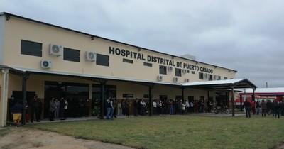 La Nación / Abdo Benítez inaugura nuevo hospital en Puerto Casado
