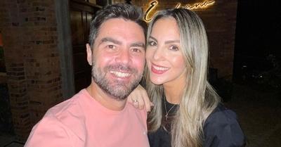 [VIDEO] El curioso regalo de Maga Páez a su esposo por el Día del Padre