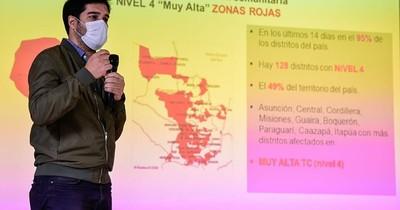 """La Nación / Sequera: """"Somos el país con más cantidad de muertos por habitantes del planeta"""""""