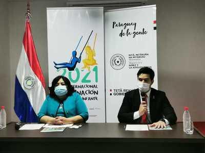 Minna presentó acciones para la erradicación del trabajo infantil en Paraguay
