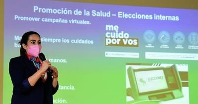 """La Nación / COVID-19: """"Sacarse el tapabocas hoy es ponerse la soga al cuello"""""""
