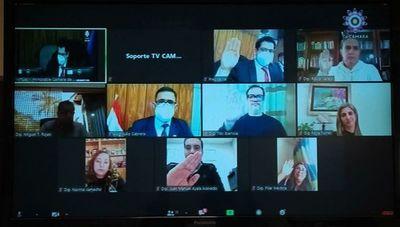 """Diputados instalan comisión que controlará cumplimiento de la ley """"COVID Gasto Cero"""""""