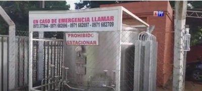 Fallece paciente por falta de oxígeno en Curuguaty