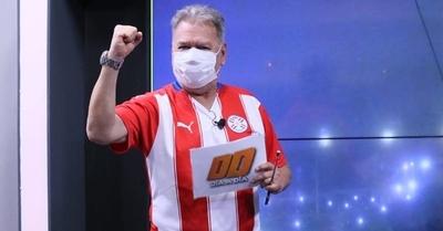 El duro mensaje de Óscar Acosta a la población paraguaya