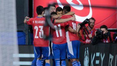 Diego Haro, el árbitro para el debut de Paraguay en la Copa América