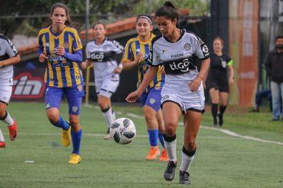 Olimpia golea a Luqueño en juego de regularización