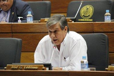 """""""Pakova"""" Ledesma vaticina derrota de Efraín Alegre en las elecciones del PLRA"""