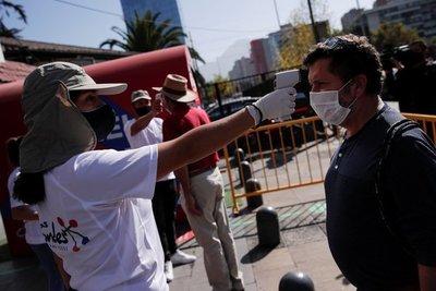 Santiago de Chile volverá a cuarentena total debido al aumento de casos de COVID