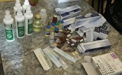 Región Sanitaria denuncia venta de medicamentos de uso exclusivo del MSP