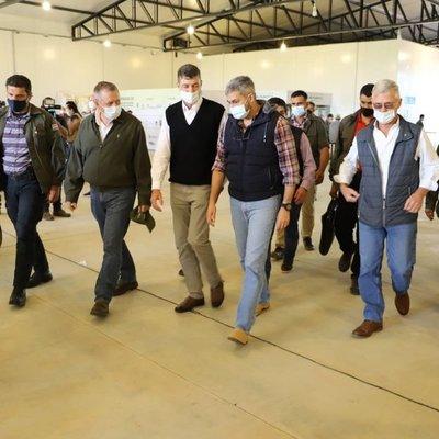 Resaltan bondades del algodón y expresan interés en expandir su presencia en el Chaco