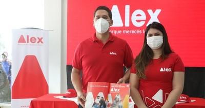 La Nación / Alex S.A. se renueva y revela su nueva imagen
