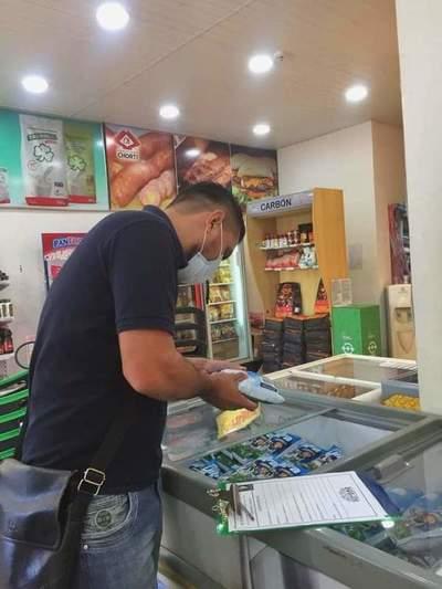 Controlan calidad de productos en el mercado de abasto esteño
