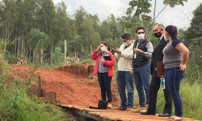 Caso Tacuatí: Fiscales acuden a zona para relevamiento de datos técnicos y periciales