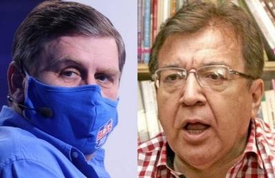 Nicanor Duarte Frutos despilfarró plata de la EBY: hasta compró ponchos en pleno calor