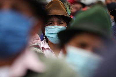 Marcha indígena pide soluciones a crisis económica en Ecuador