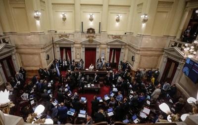 El Congreso argentino avanza en el proyecto de cupo laboral para transexuales