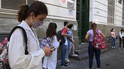 El miércoles volverán las clases presenciales en provincia de Buenos Aires
