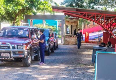 Paraguay comenzará desde este sábado la vacunación de mayores de 55 años