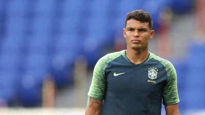 Thiago Silva se reintegra y Brasil se prepara
