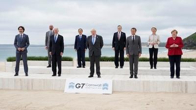 Hotel que hospeda periodistas del G7 cerró por brote de coronavirus