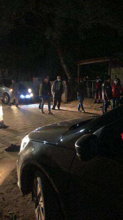 Concepción: Asaltantes se llevan más de 30 millones de guaraníes