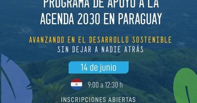 La Nación / Presentarán el programa de Apoyo a la Implementación de la Agenda 2030