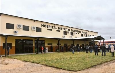 Chaco: Inauguran nuevo hospital en Puerto Casado