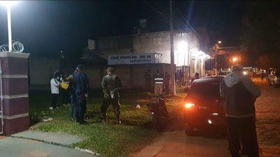 Asaltantes llevan G. 30 millones tras intercambio de disparos con policía